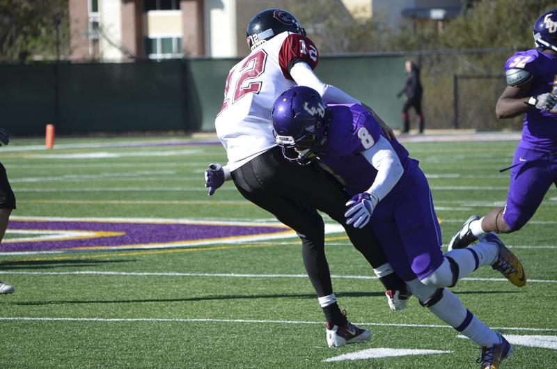 CLU's Finest: Football, women's volleyball and women's soccer all made the NCAA tournament after winning SCIAC titles. Following early exits of each, questions have arisen regarding the strength of the Conference.  Photo by Staff Photographer Melina Esparza