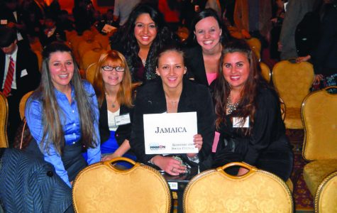 CLU Model UN takes first award