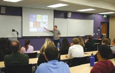 Visiting Oxford professor speaks on neuroscience