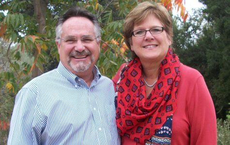 Pastor Scott and Melissa celebrate 20 Years of ministry at Cal Lutheran