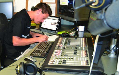 Busting out jams: iCLU radio presents
