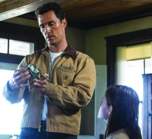 "Star Review: Movie Critic Evan Engel gave ""Interstellar"" five out of five possible stars. The 169 minute film is currently in theaters. Photo courtesy of ""Interstellar"" official movie website."