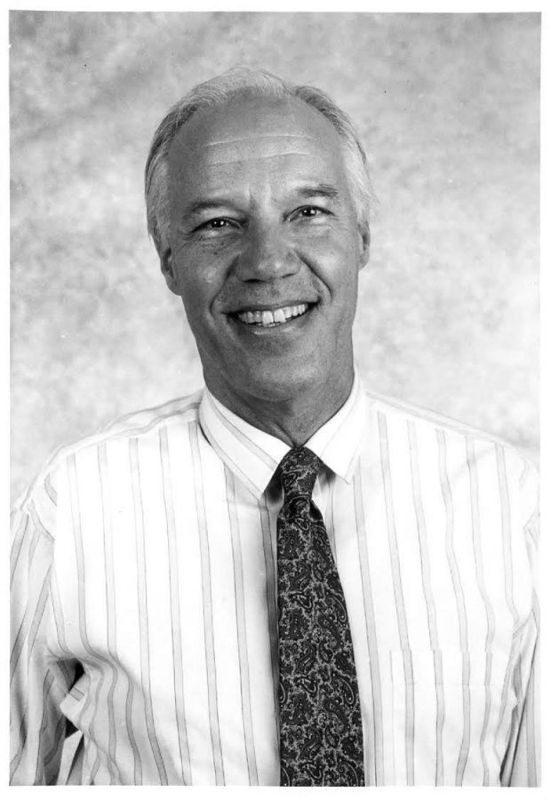 Loved: Dr. Kirkland Gable was liked by many of his students when he taught at California Lutheran University.  Photo courtesy of Karin Grennan - Media Relations Manager