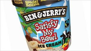 Marijuana ice cream: Ice ream company Ben and Jerry's have expressed interest in making Cannabis infused ice cream; however, their existing flavors such as 'Half-Baked' and 'Satisfy my bowl' are considered to be references to the industry.