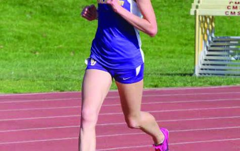 Track Opens Conference in Heat