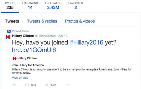 Social Media: Hillary Clinton's Best Weapon