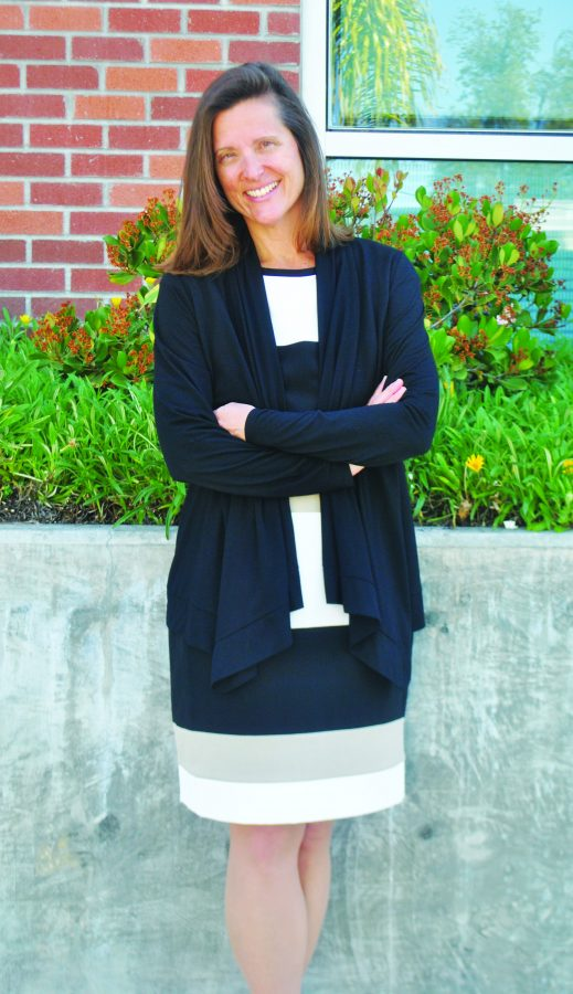 Melinda Roper is the first female to have the role as Vice President of Student Affairs and Dean of Students at California Lutheran University.