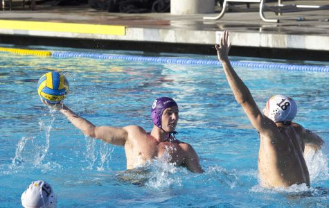 Water polo splits pair of thrilling matches