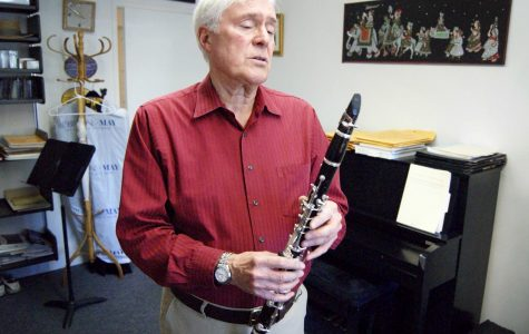 Music professor retires after 32 years at CLU