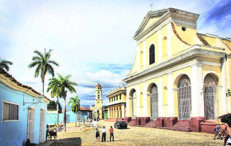 Cuba Travel Seminar: Earn Class Credit and Travel