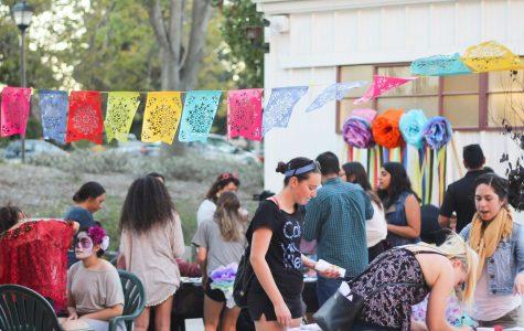 Dia de los Muertos Celebrated On Campus