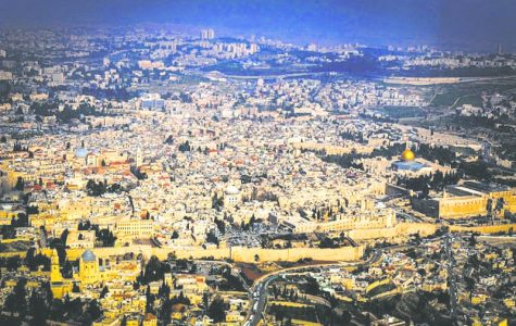 Travel Seminar to Israel, Palestine: REL- 485