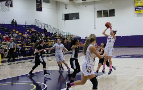 Regals Thump Leopards with 36-point Win