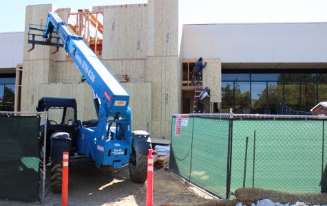 Gallegly Center on Track for May
