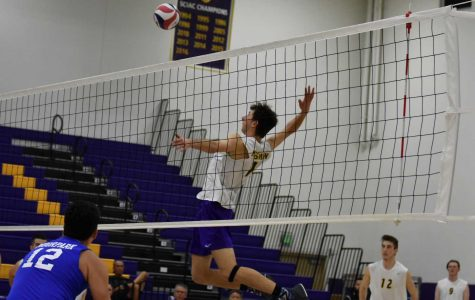 Kingsmen Volleyball Completes Season