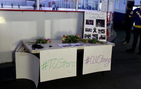Knights Hockey Dedicates Win to Justin Meek, 23, Killed in Borderline Shooting