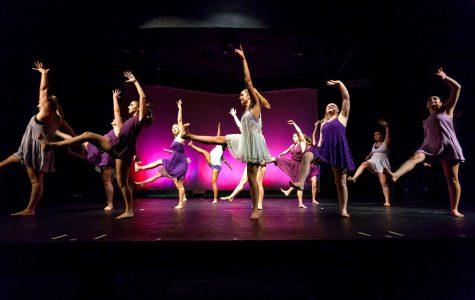 Senior Dance Minors are 'Pioneers'