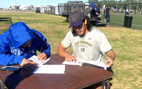 Kicking it with the pros: Cal Lutheran senior tries out for San Diego Strike Force