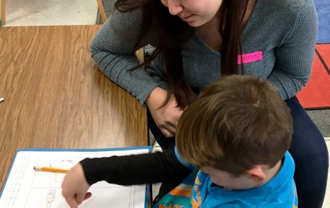 From College To Kindergarten: New School Partnership Paves Way For Future Teachers