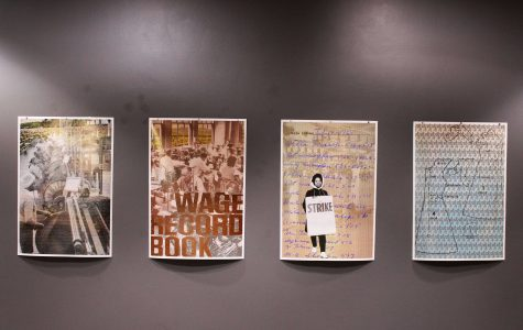 Professor's Art Explores Social Issues in the Garment Industry