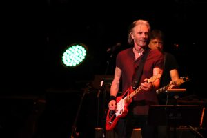 Grammy award-winning artist Rick Springfield closed out the benefit concert with his hit song, 'Jesse's Girl.' Photo by Arianna Macaluso - Photo Editor