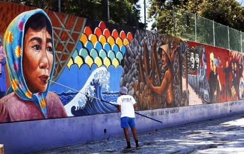 """""""The Great Wall of LA"""" Highlights Social Injustice, Illustrates Importance of Community"""