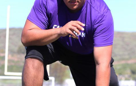 Three-Sport Athlete Danny Avila: Taking on Football, Track & Field and Sumo Wrestling