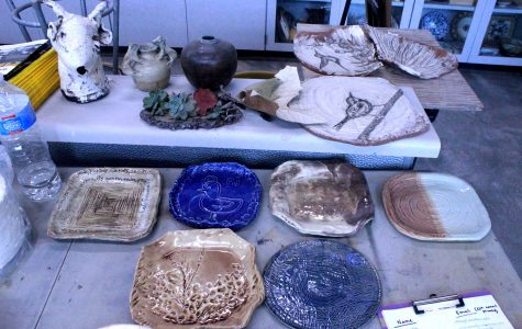 SEEd Garden, Green Club Practice Sustainability with Annual Pottery Series