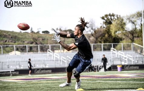 NFL draft prospects train at Cal Lutheran for 2019 NFL Scouting Combine