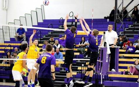 Kingsmen Volleyball Holds Five-Game Winning Streak