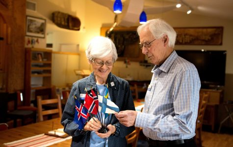 Co-Directors of Scandinavian Center: Celebrating Their Heritage for 60 Years