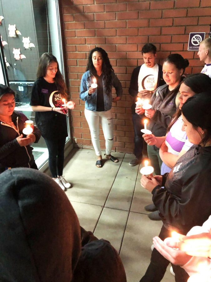 Take Back the Night Event Highlights Sexual Violence, Advocates for Change