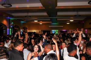 Free Friday fun: This year, spring formal was free for Cal Lutheran students and guests to attend. Photo by Gabby Flores - Photojournalist