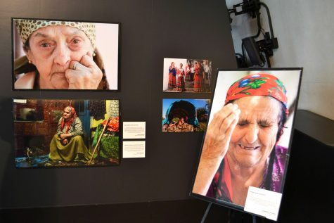 Student Shows Capstone Art, Multimedia