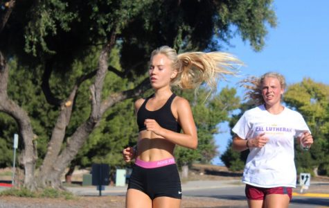 Cal Lutheran Cross Country Starts Season Off Strong