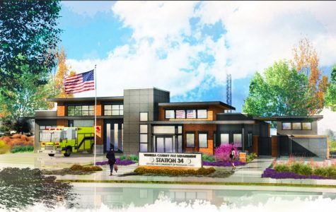 Station 34 is moving to Mt. Clef Boulevard