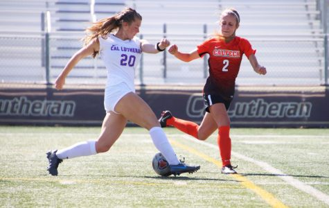 California Institute of Technology Shutout By Regals Soccer