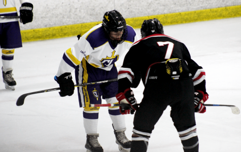 Cal Lutheran Kingsmen Hockey Open Season Against Santa Clara University