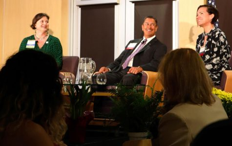 Local leaders gather to inspire at Mathews Leadership Forum