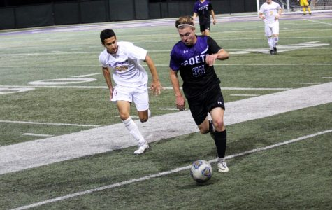 Kingsmen Soccer Senior Night Against Whittier Poets Ends in Draw