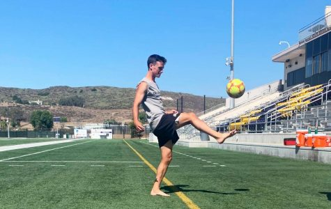 Cameron Korshavn Named Cal Lutheran Athlete of the Week