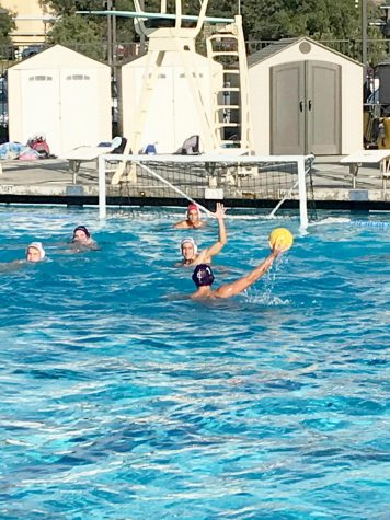Kingsmen Water Polo Face Division I Teams in Brown University Invitational