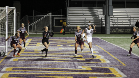 Kingsmen Soccer Falls Short to Redlands Bulldogs in Third Straight Loss