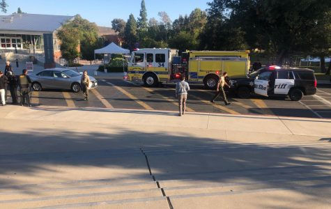 Sophomore Hit by Car on Cal Lu Campus