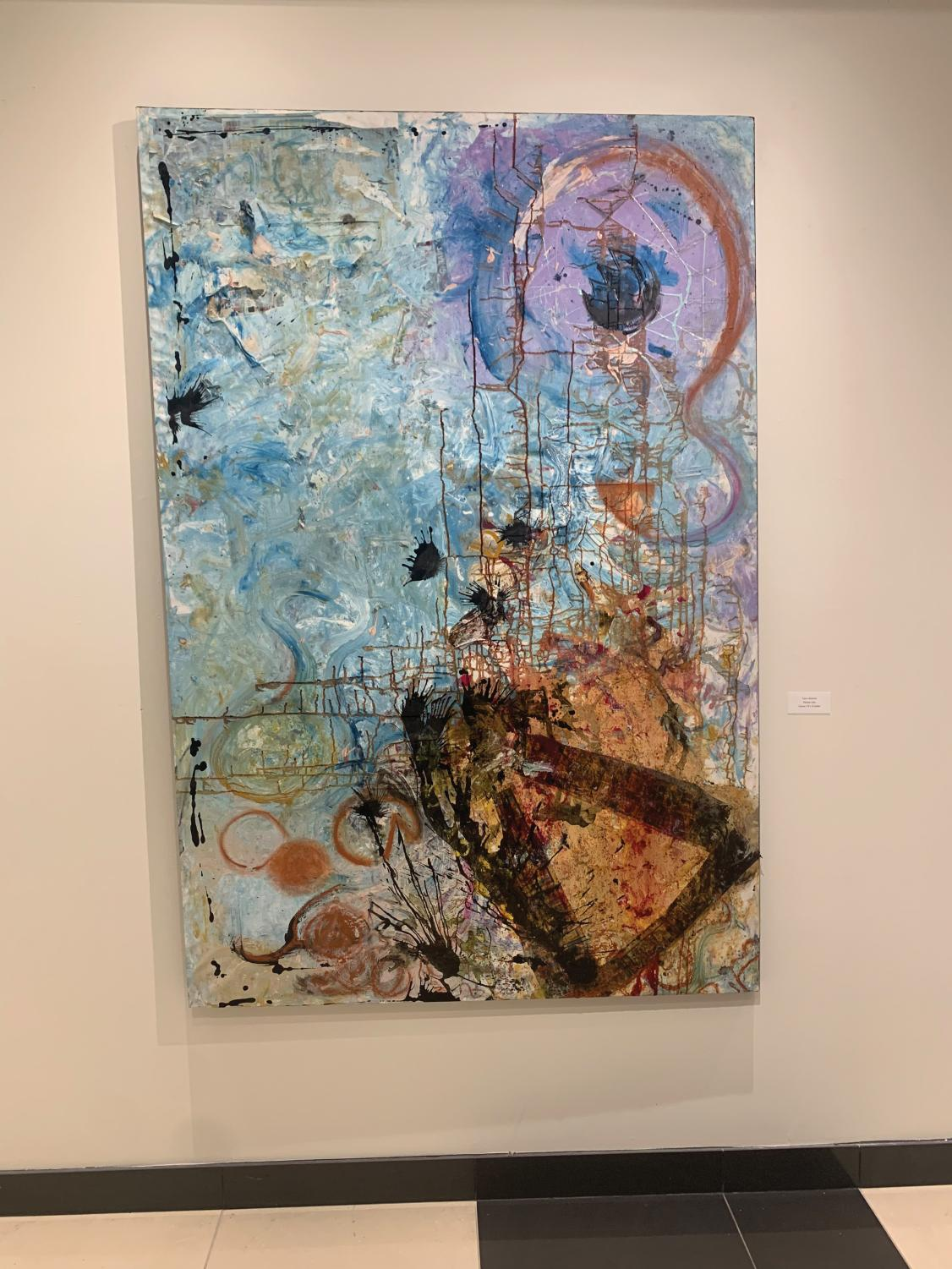 According to the William Rolland Gallery of Fine Art website, Lucca Drake Aparicio was seeking a career as an artist or a curator. This exhibit offered the opportunity to view his work and tell stories about his life.
