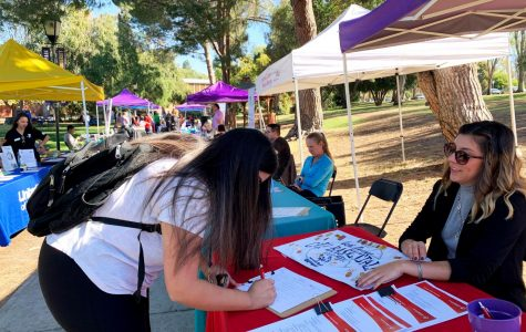 Civic Engagement Fair hosted at Cal Lutheran
