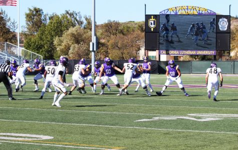Kingsmen Football Win Big on Senior Day Against Whittier Poets