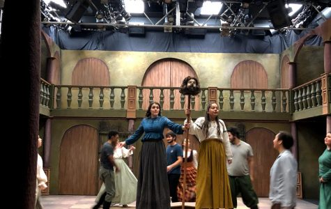 Representation in 'Fuenteoveojuna' at Cal Lutheran