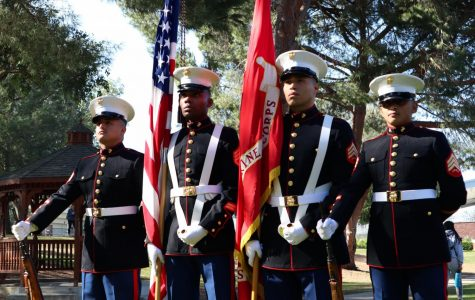 Veteran's Day Celebration at Cal Lutheran: 'Every Veteran Has A Story':