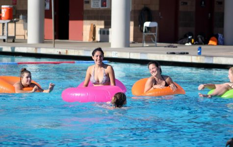 Intramural Sports Introduce Inntertube Water Polo Tournament